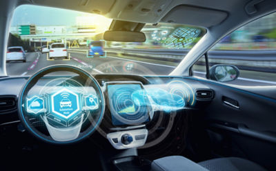 Is IoT Driving the Autonomous and Electrification Trends in Automotive?
