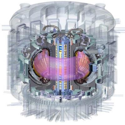 Credit © ITER Organization, iter.org