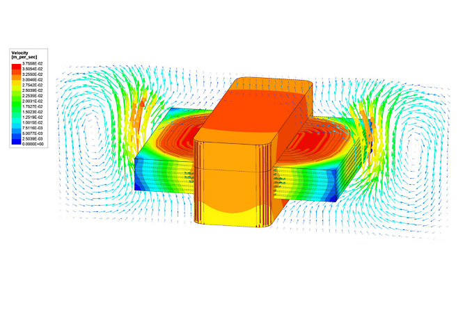 Ansys Maxwell   Electromechanical Device Analysis Software