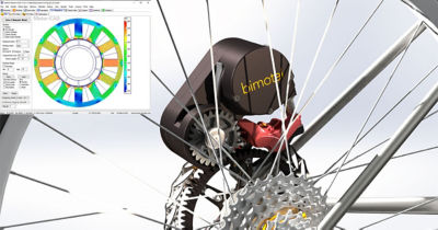 Motorizing the Bike You Love with Bimotal and Ansys Simulations