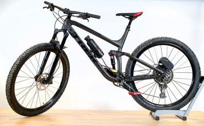 Bimotal Trek motorized bike