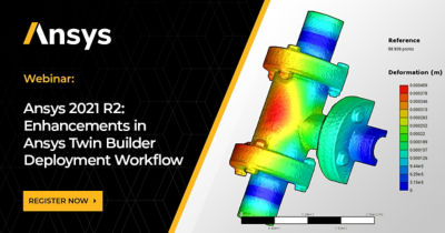 Ansys Twin Builder Deployment Workflow