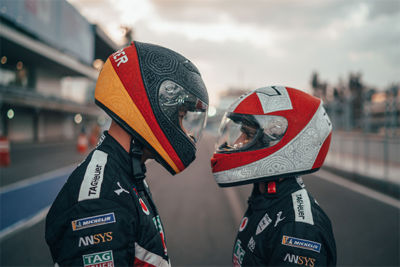 Racecar drivers