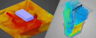 Qualup meets high-temperature 3D printing challenges with simulation