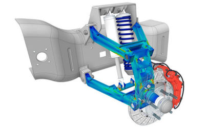 Product design with Ansys Discovery