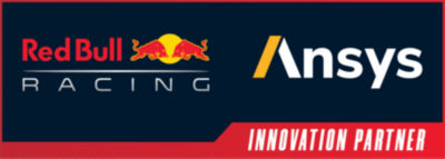Red Bull Racing Ansys logo