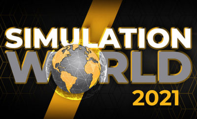 Simulation World(全球仿真大会)