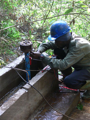 Simulation Brings Electricity to Cameroon