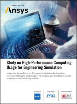 Study on High-Performance Computing Usage for Engineering Simulation