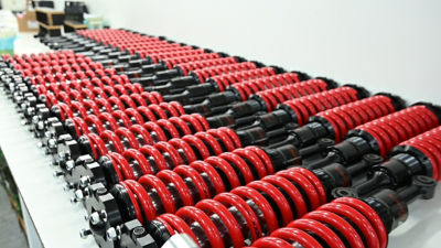 Supashock began in 2005 by focusing on how shock absorbers could be improved for the racing industry and has since expanded into developing suspension and mobility systems for many other applications.