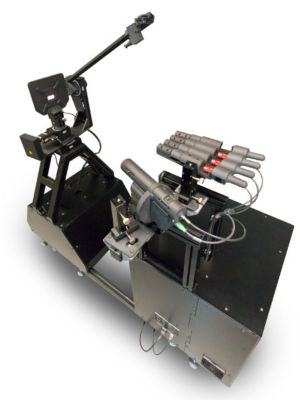 Ansys laboratory optical measurement device