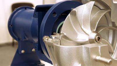 Pump cavitation can harm internal mechanisms